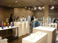 GEN Glass Educational Network 第1回ガラス教育機関合同作品展