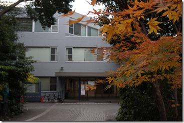 12月13日(土)午後 東京芸術大学上野校舎