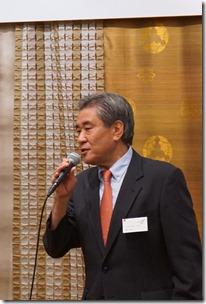 橋口陽一様(一般社団法人日本硝子製品工業会専務理事)