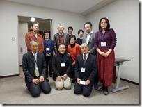 日本ガラス工芸学会大会 C発表(作品展示 10件) 出品作家たち