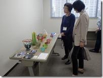 第一回日本ガラス工芸学会大会 作品展示