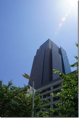 2015/5/30快晴の東京ミッドタウン