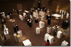 ガラス教育機関合同作品展 (GEN展) ギャラリーA