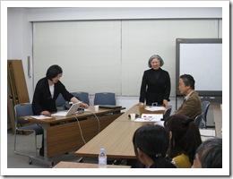 西 悦子氏(大阪芸術大学・ガラス作家)「イスタンブールにおけるガラスセンターの役割」