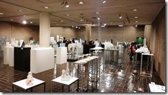 第3回ガラス教育機関合同作品展